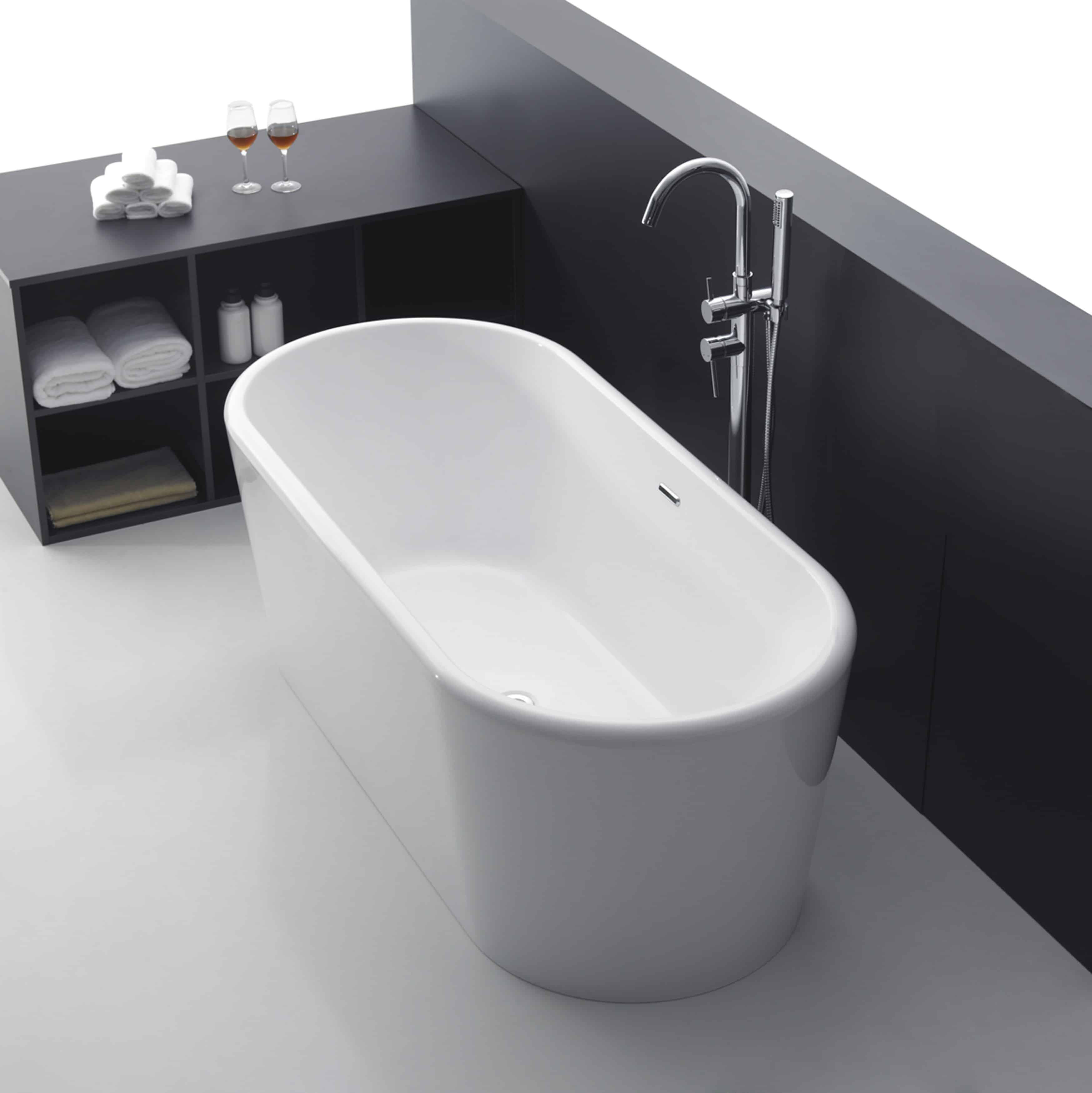 Apollo free standing bath