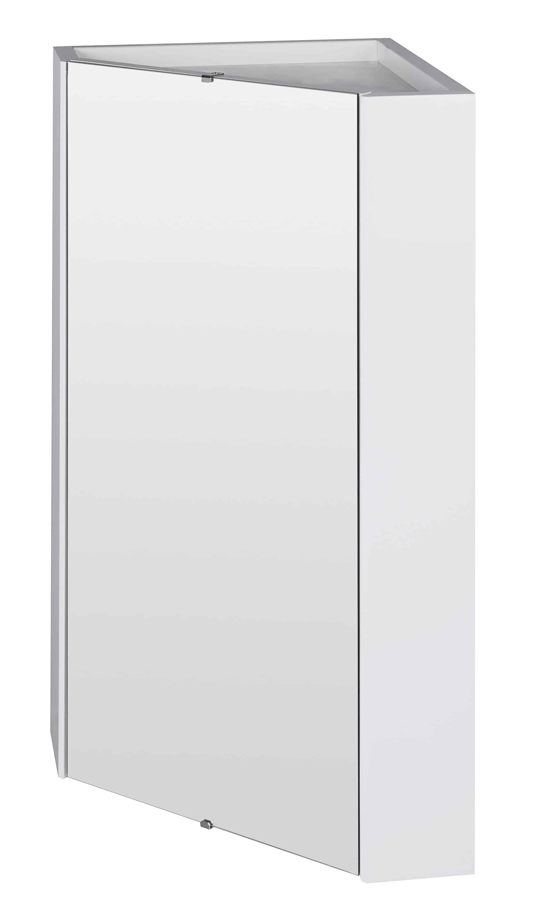 Moderna Corner Mirror Cabinet
