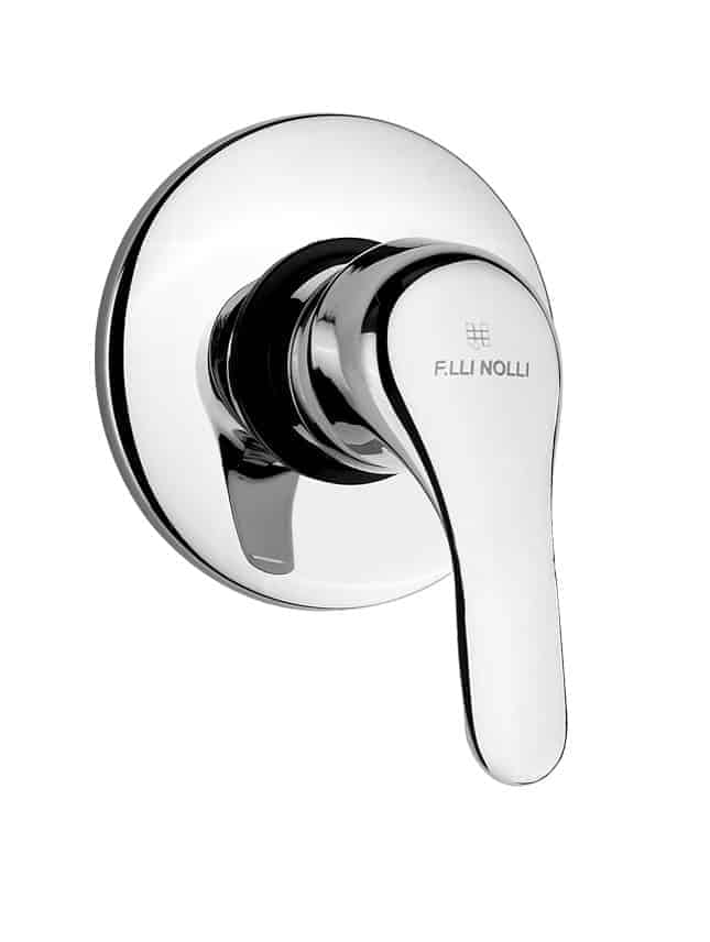 Plus Single Lever Manual Concealed Shower Valve | Niko Bathrooms