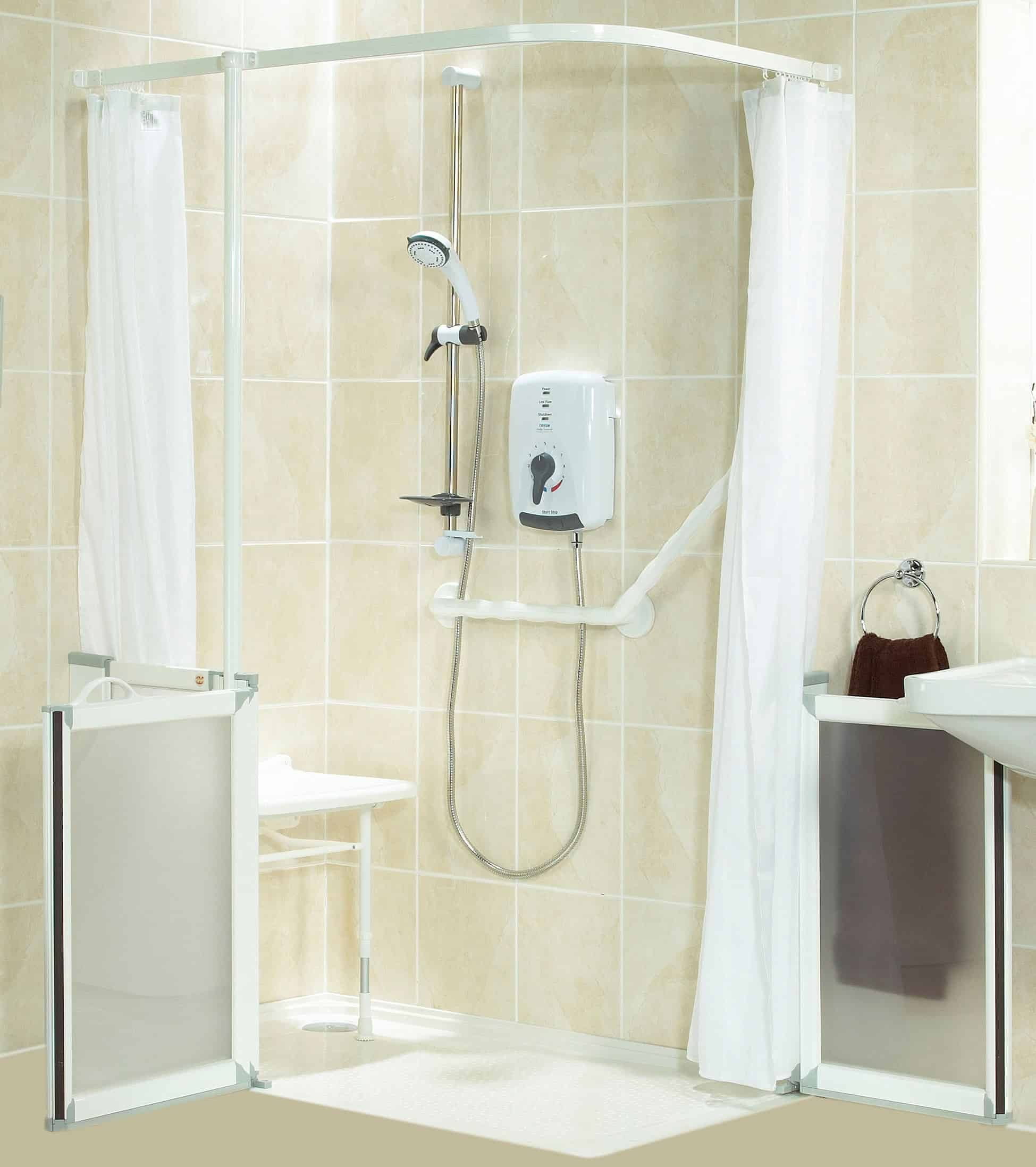 Akw Half Height Doors Option E Niko Bathrooms