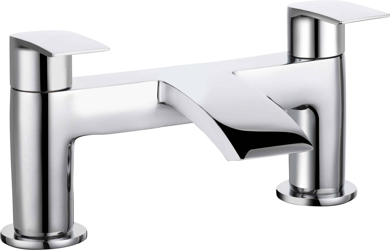 Brassware bath filler for Bella bathrooms