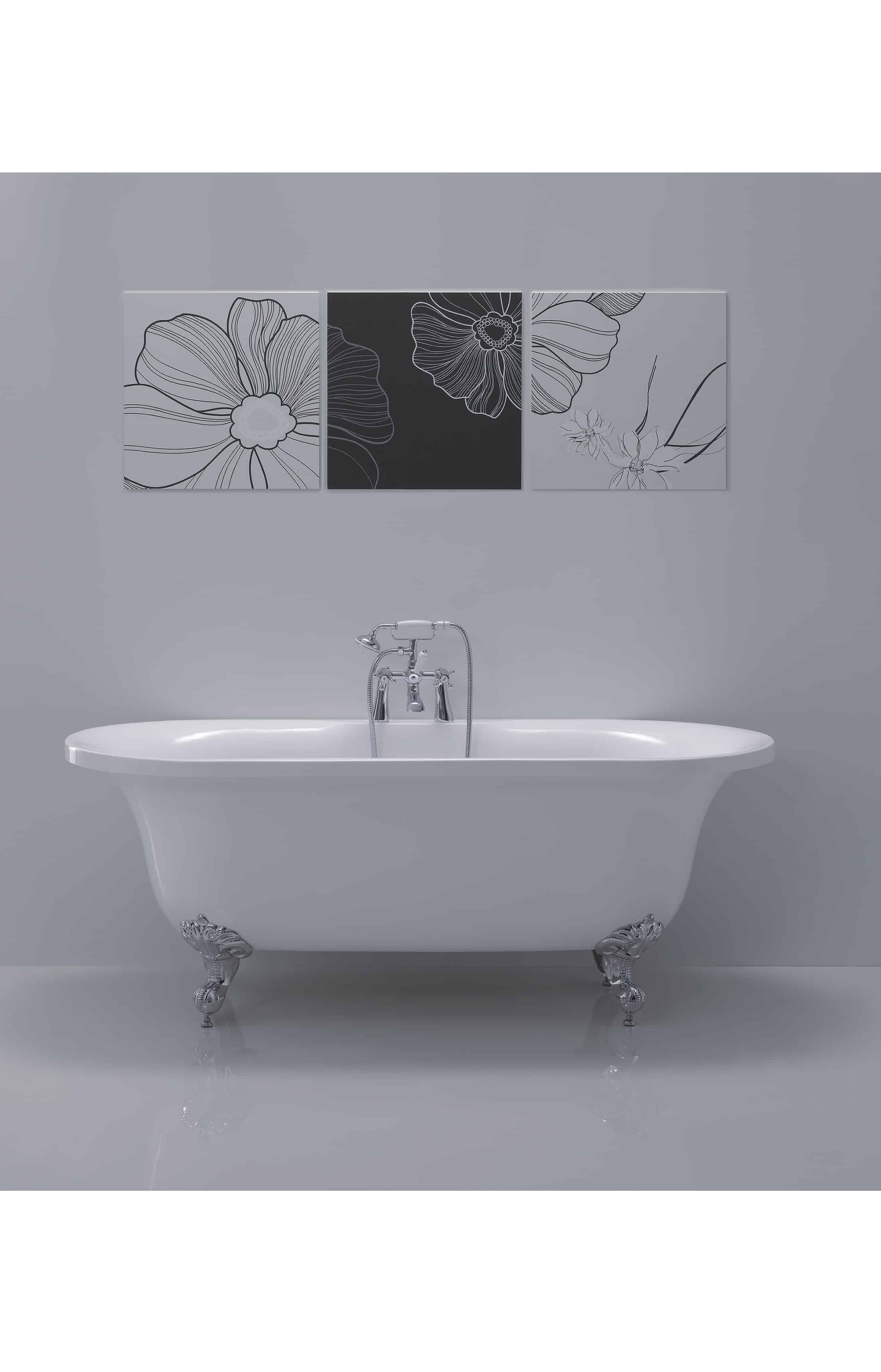 Cashel Traditional Free Standing Bath ...