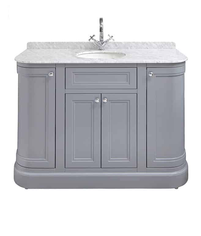 Merrion 1200mm Vanity Unit With Marble