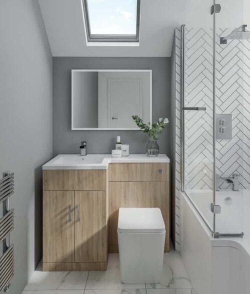 7 Clever bathroom design ideas to make your small bathroom feel bigger